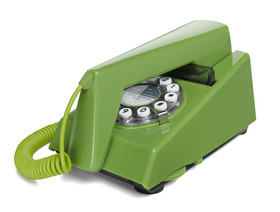 1960s-retro-style-trim-telephone-lime-green